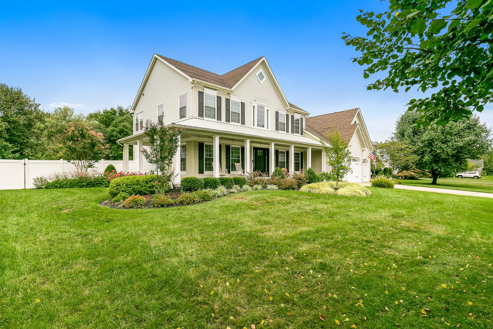 Saratoga Farms Neighborhood in Mount Laurel, NJ